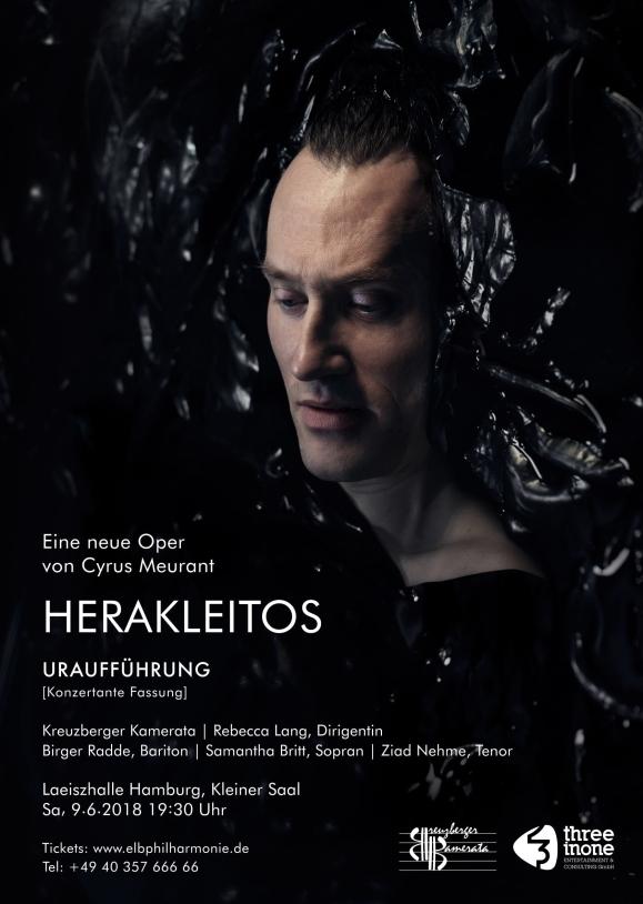 HERAKLEITOS - POSTER UPDATE